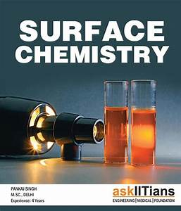 Course Image CHEM 3258 Surface Chemistry(Elective)