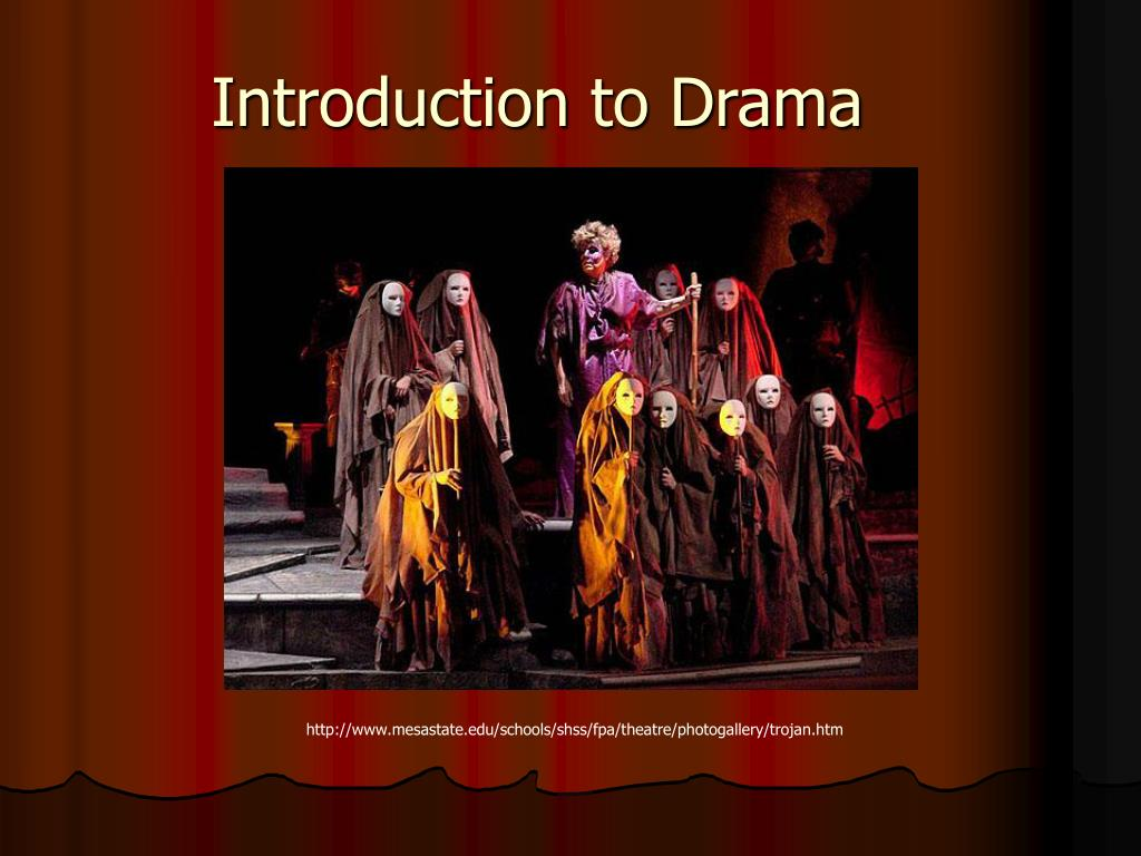 Course Image Literature 225 (Introduction to Drama)