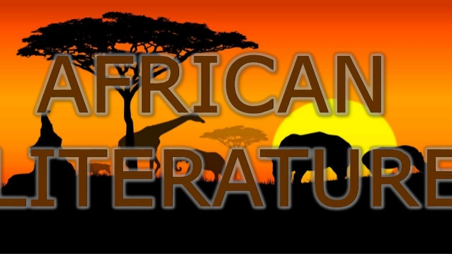 Course Image Literature 202 (Introduction to African Literature)
