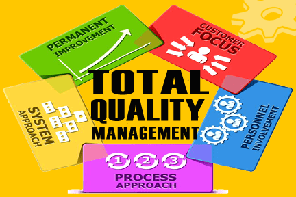 Course Image DEMQC 222 TOTAL QUALITY MANAGEMENT