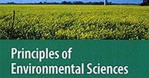 Course Image CHEM502 Principles of Environmental Sciences
