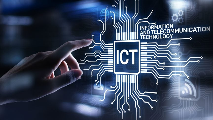 Course Image ICT 111  Information and Communication Technology